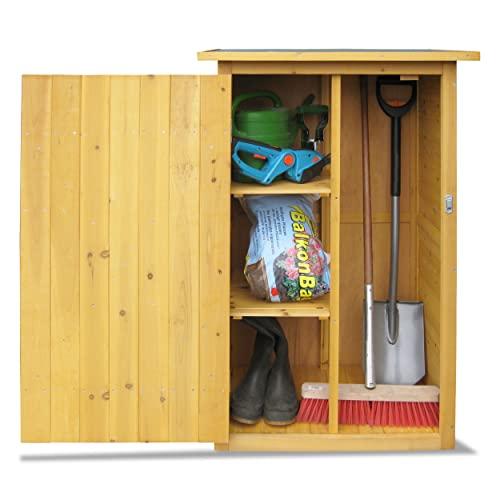 Gerätehaus aus Holz - 2