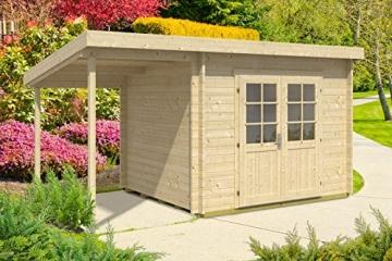 Gartenhaus Modern Und Robiste Qualitat Ein Platz Zum Entspannen
