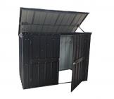 mülltonnenbox metall-180603142449