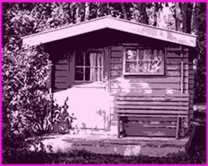 bedachung gartenhaus