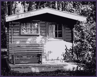 blockbohlen gartenhaus