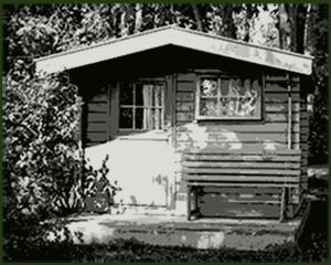 clockhouse gartenhaus