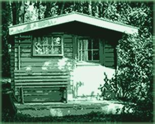 dacheindeckung kunststoff gartenhaus