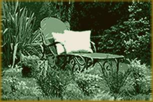 garten liegestuhl