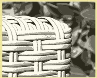 gartenbank rattan