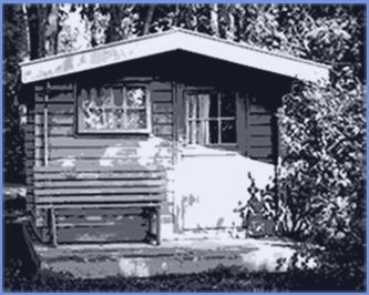 gartenhaus 3 x 3 m