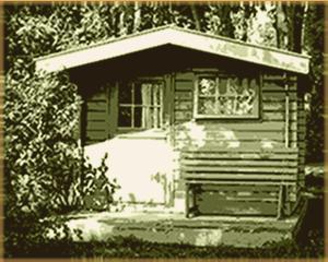 gartenhaus 40mm wandstärke