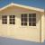 Gartenhaus Saale Gerätehaus Blockhaus-190420121806