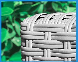 gartentisch polyrattan ausziehbar
