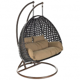 Home Deluxe - Polyrattan Hängesessel-190416121218