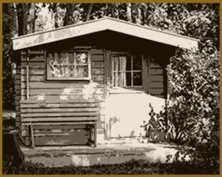 metall gartenhaus